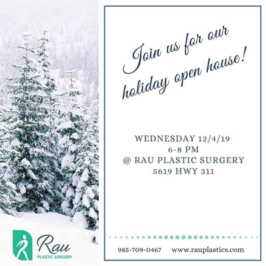 Join us for our holiday open house!